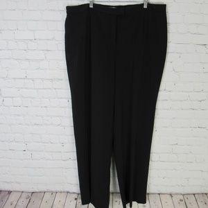 a2616d42a7cc8 Jones New York Pants - Jones New York Pants Womens 18W Black Plus Size
